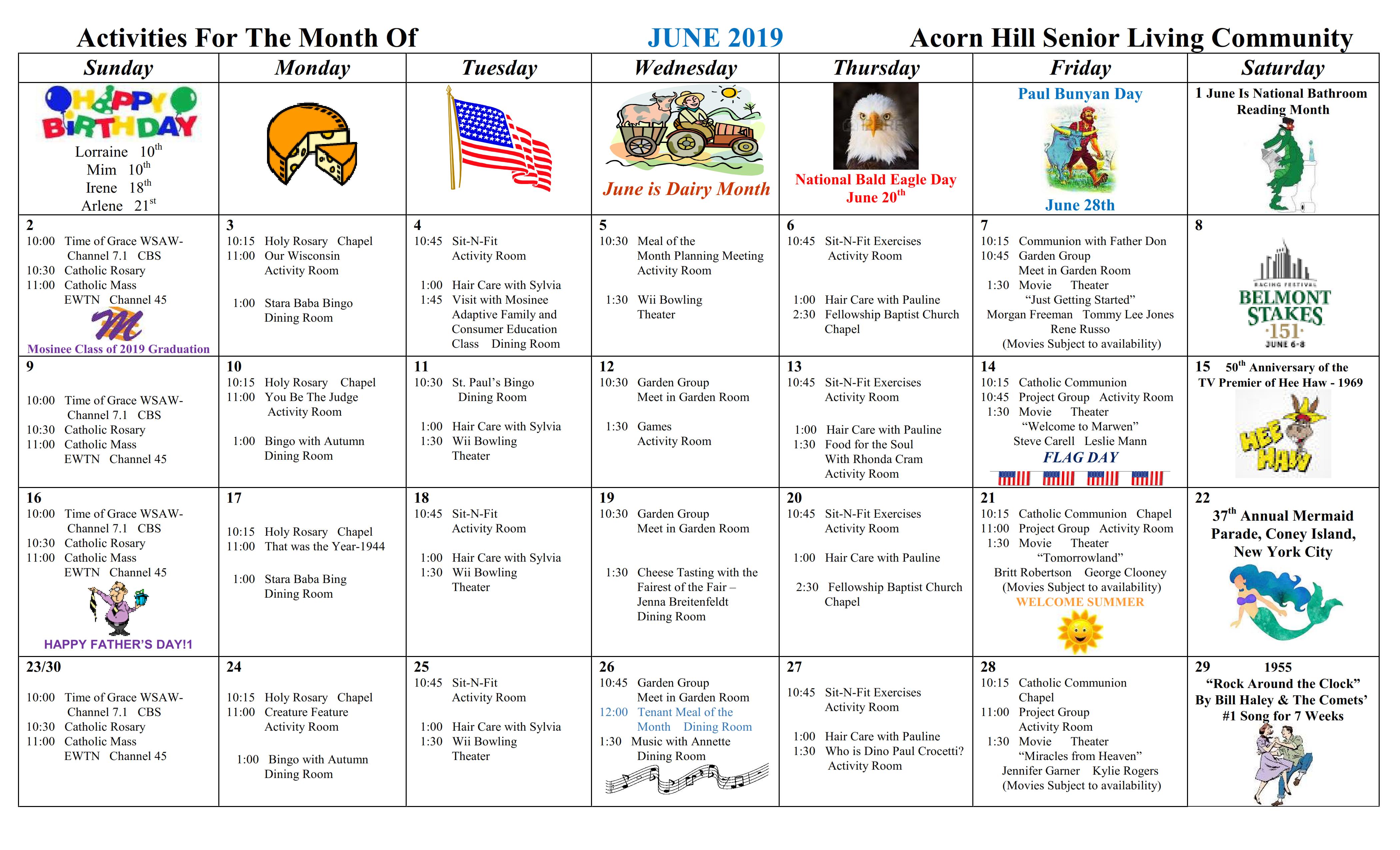 June-2019-Activities-Calendar